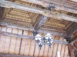 atap tumpang sari